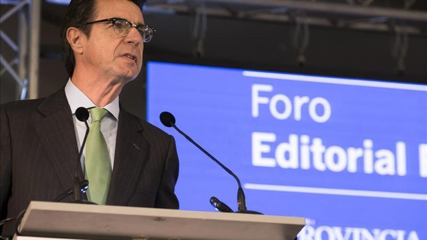 Soria: Votar a Ciudadanos es contribuir a que vuelva a gobernar la izquierda