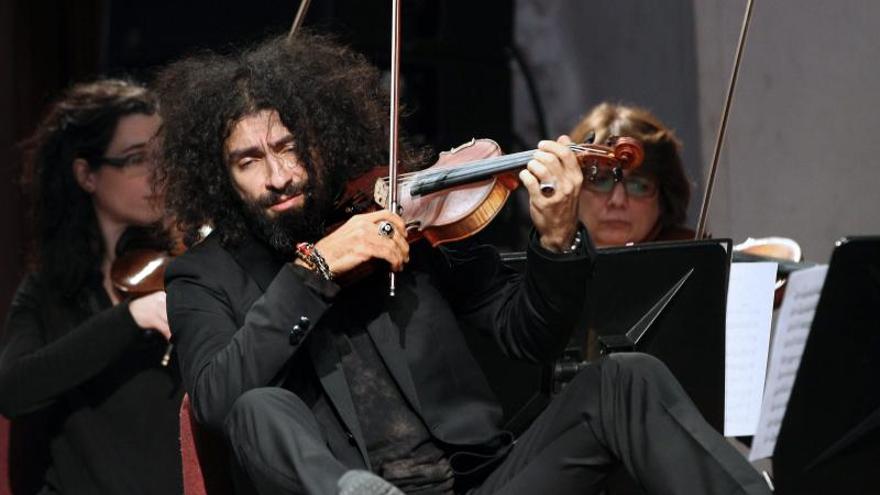 """Música clásica y humor se dan la mano en """"Malikianini, sinfónico ahora!"""""""