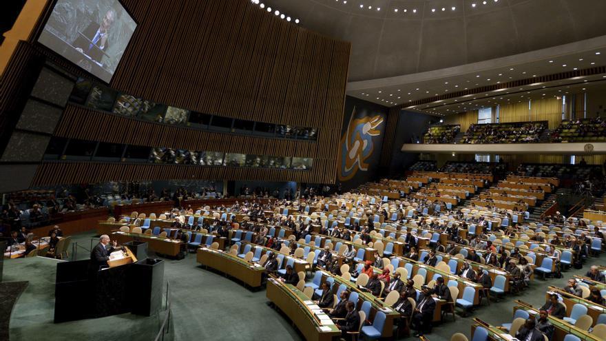 Netanyahu dice que la mayor amenaza a la paz mundial es un Irán con arma nuclear