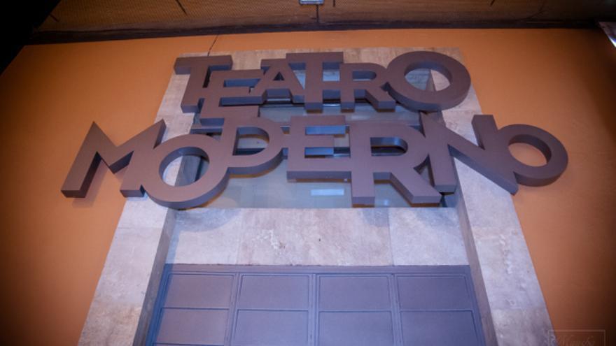 Sede del teatro en Guadalajara