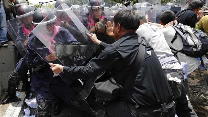 La cámara baja tailandesa aprueba una polémica ley de amnistía