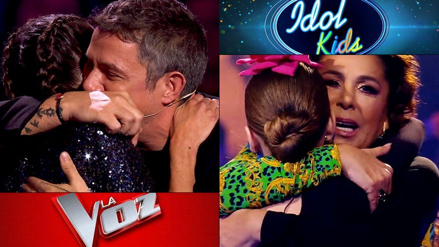 'La Voz' vs 'Idol Kids'