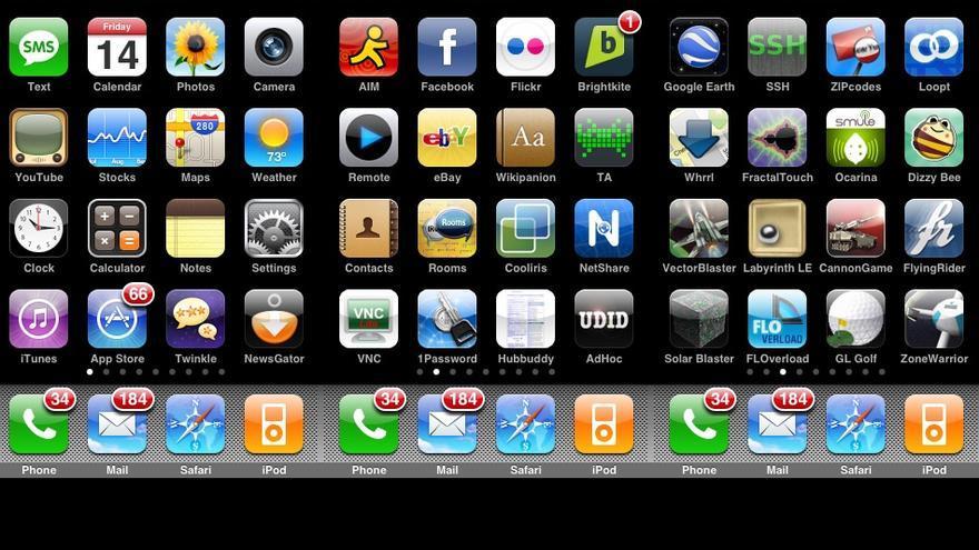 Apps en iOS