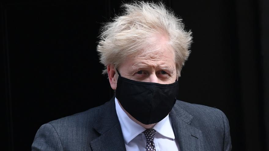 """Johnson: la ratificación del pacto del Brexit es """"el final"""" del camino"""
