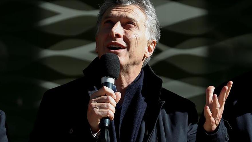 Comienza la campaña para las primarias argentinas, el primer examen político para Macri