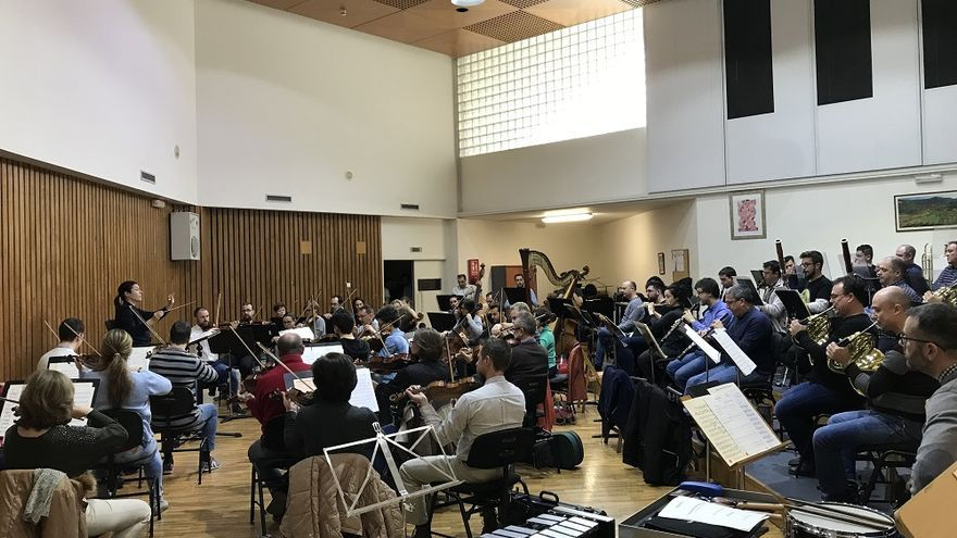 Orquesta Sinfónica de la Región de Murcia (OSRM)