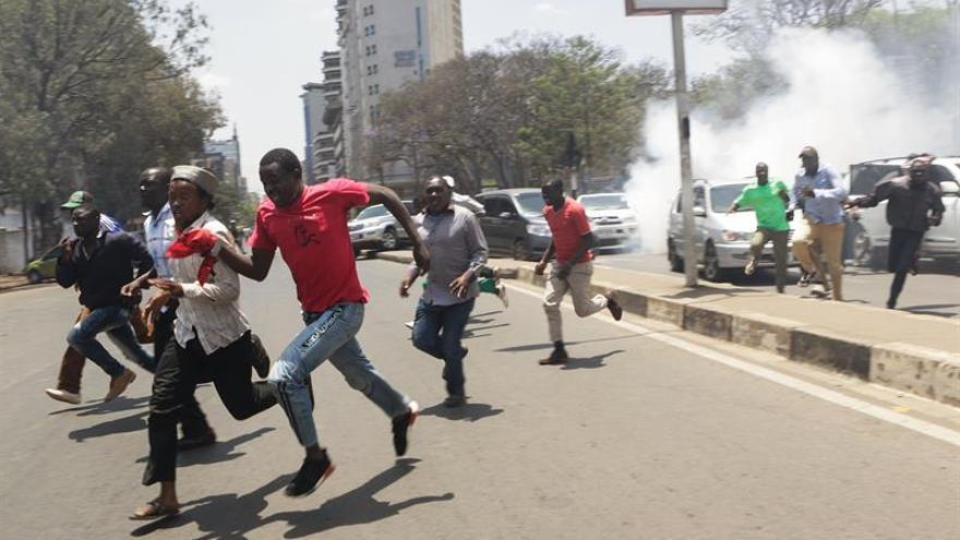 """HRW critica la """"represión"""" en Kenia contra los grupos civiles opositores"""