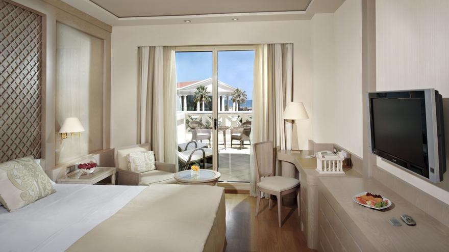 Las pernoctaciones hoteleras aumentan un 2% en agosto en Andalucía y superan los 7,1 millones