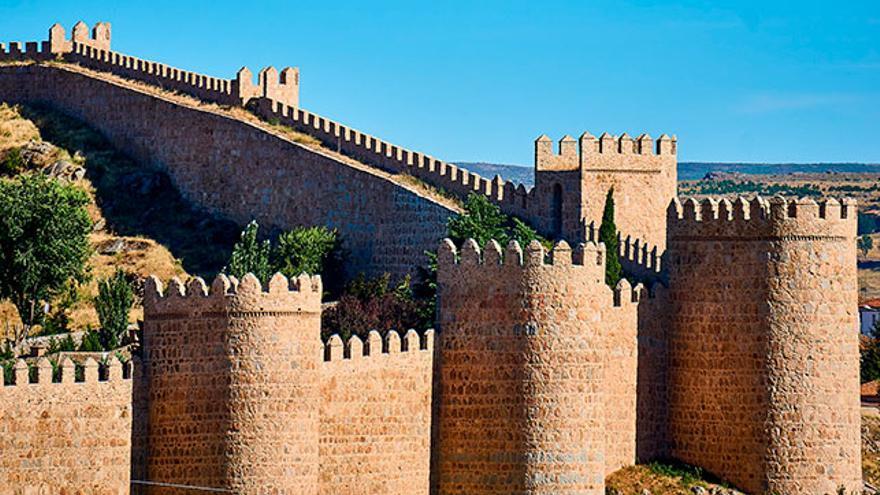 Ciudades Patrimonio de la Humanidad - Ávila