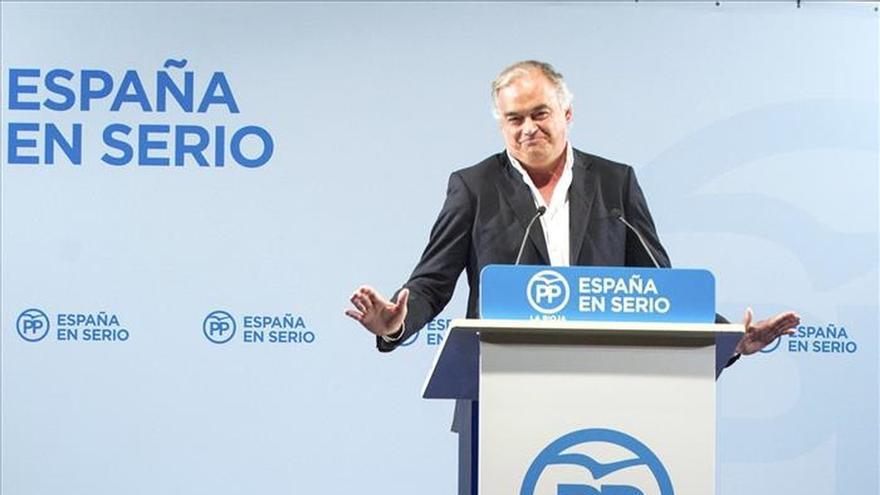"""Pons subraya que los españoles han pedido """"un pacto"""" y por tanto """"hay que pactar"""""""