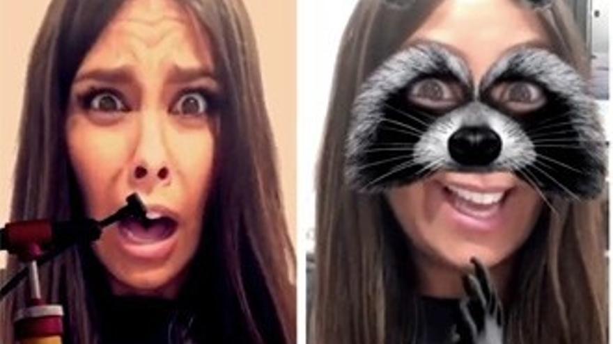 Snapchat, el último fenómeno en redes sociales que causa furor en los famosos