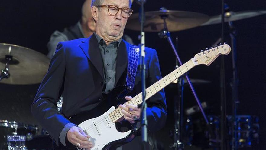 """Sale al mercado el nuevo álbum de Eric Clapton, """"I Still Do"""""""