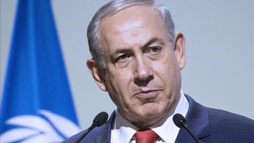 """Netanyahu reconoce que hay """"terrorismo judío"""" y dice que no lo aceptará"""
