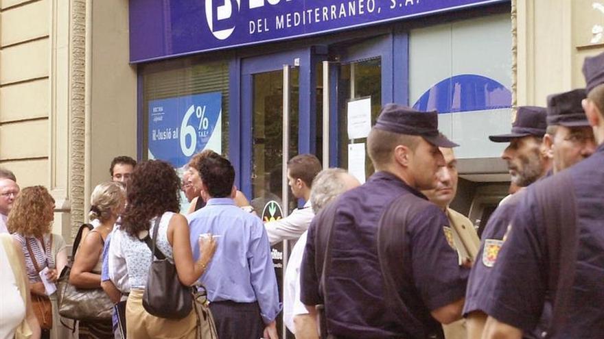 Comienza el juicio de Eurobank trece años después de su quiebra