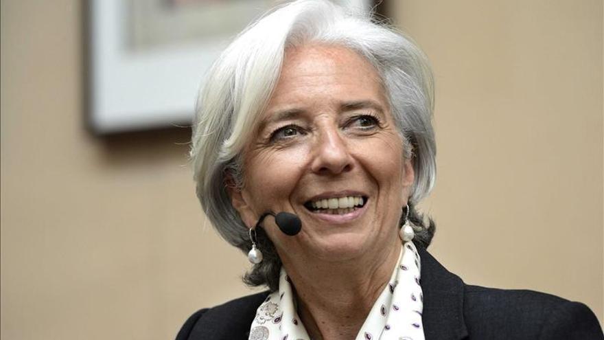 Lagarde declara mañana ante los jueces en París con riesgo de ser imputada