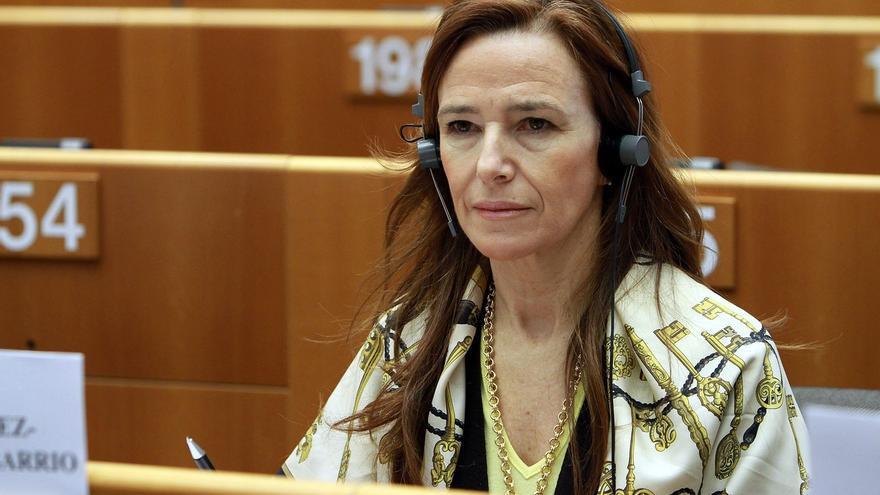 Teresa Jiménez Becerril responde a ETA que los españoles ya salieron a la calle, pero para apoyar a las víctimas