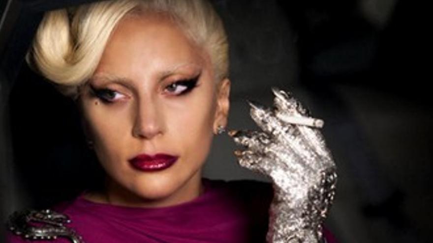 Vistazo a Lady Gaga, Matt Bomer y Naomi Campbell en 'AHS Hotel'