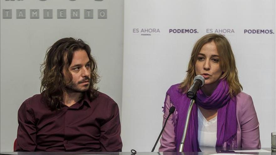 Tania Sánchez: En estas elecciones están en juego los próximos diez años