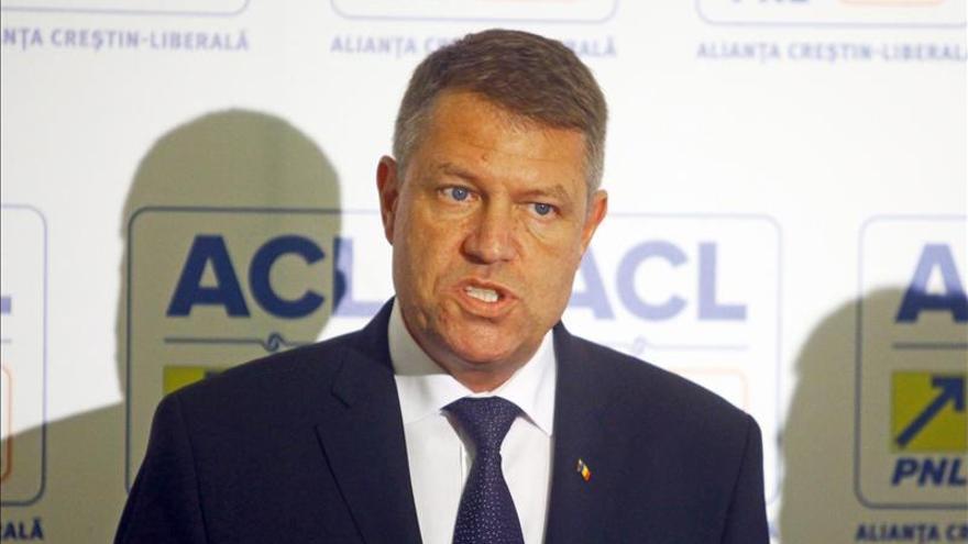 Ponta y Iohannis se disputarán la presidencia de Rumanía en la segunda ronda