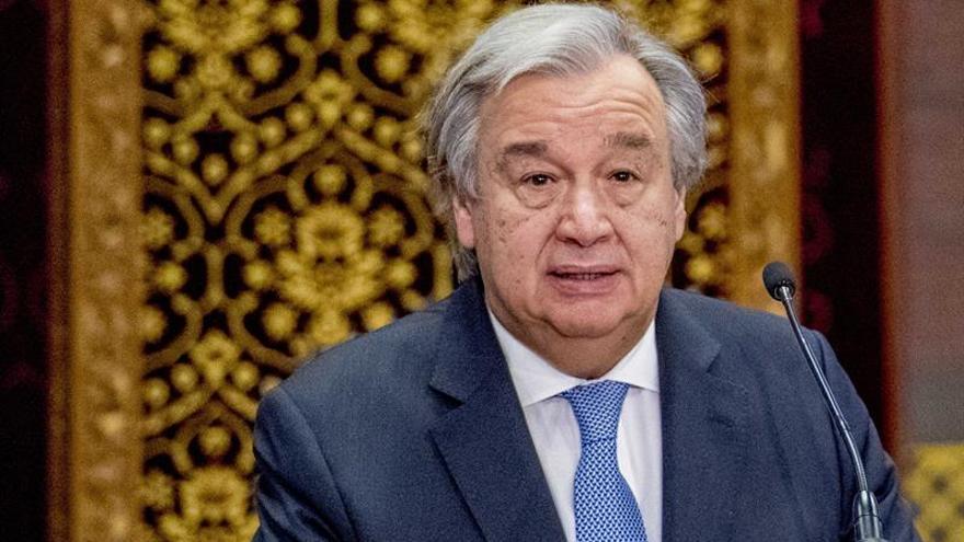 El secretario general de la ONU felicita al presidente electo de Liberia