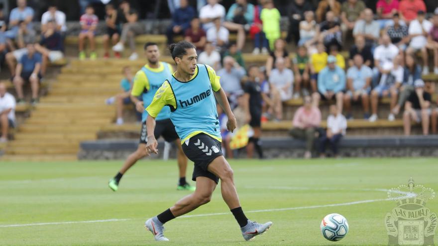 Mauricio Lemos volverá a enfundarse la camiseta amarilla