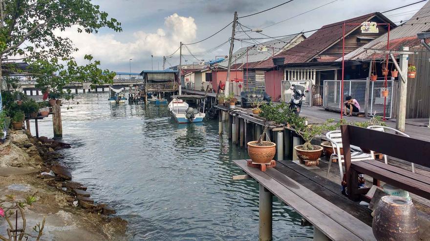 Lim Jetty en George Town Penang. Capture The Atlas