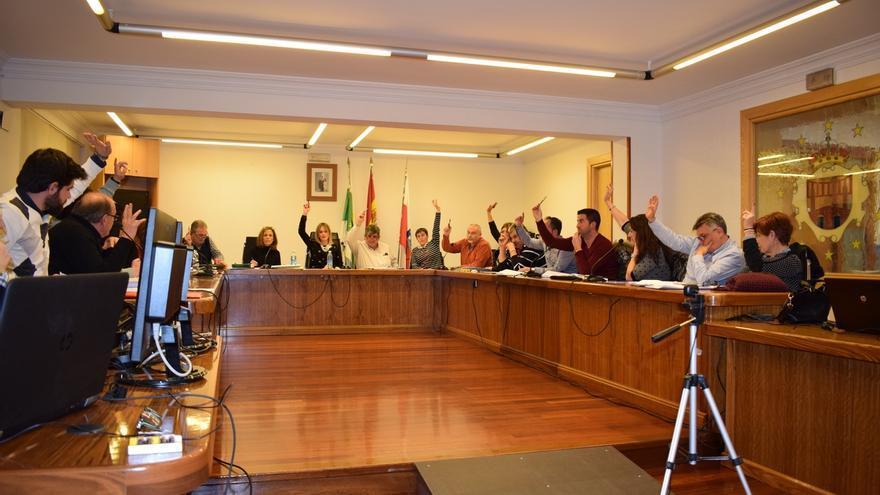 El Pleno aprueba por unanimidad la creación de la primera agrupación de voluntarios de protección civil