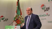 PNV se abre a apoyar el Estado de Alarma si hay una cogestión con las autonomías y un pacto del plan de desescalada