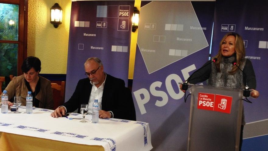 """Jiménez asegura que el PSOE está """"trabajando en todos los niveles para conseguir un Parlamento Europeo de izquierdas"""""""