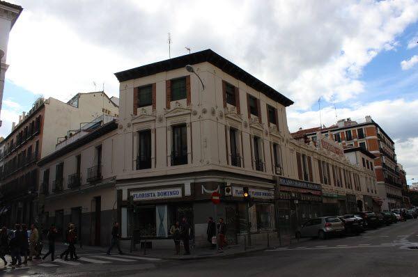 Edificio Lamarca Hermanos, C/ Fernando VI nº10 | Fotografía: SOMOSCHUECA