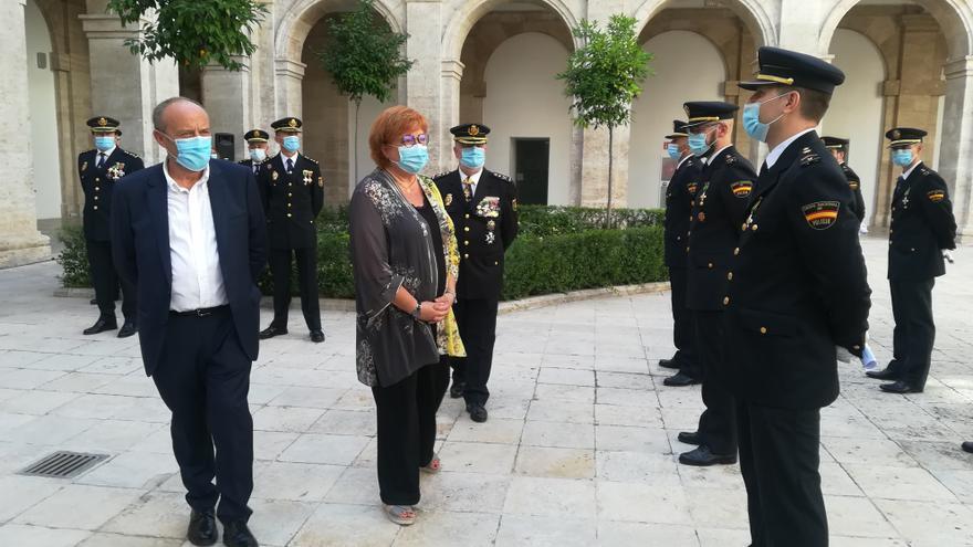 Archivo - Rafa Rubio en una acto como subdelegado de Gobierno