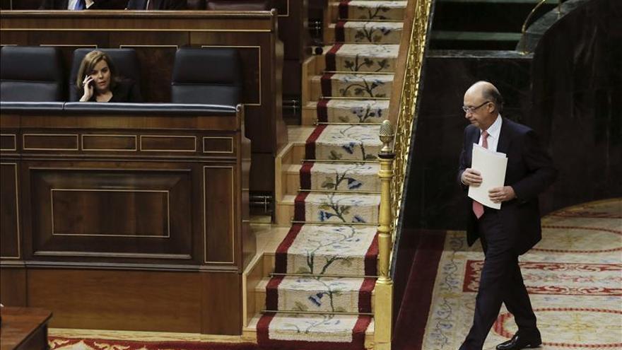 Los funcionarios del Estado recuperarán en la nómina de enero el 25 % de la extra de 2012
