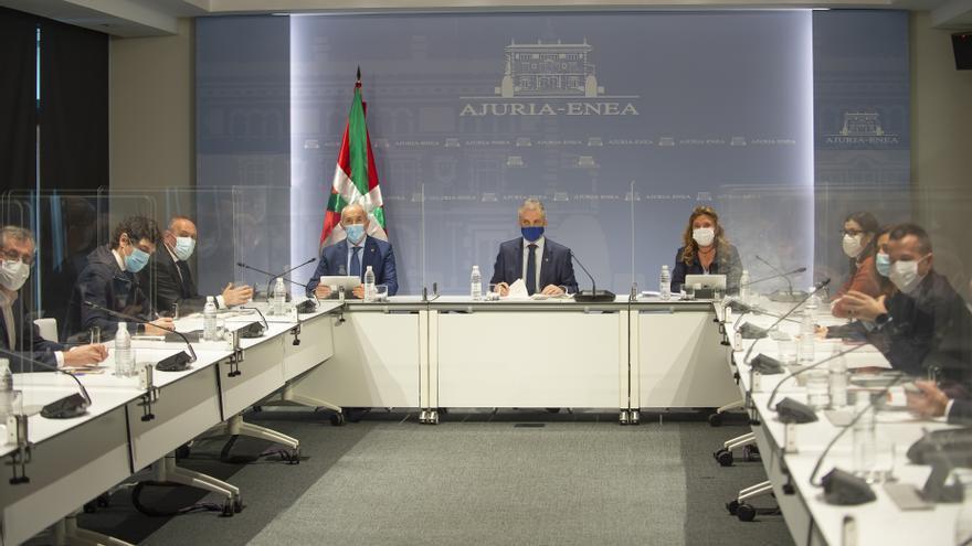 Euskadi retrasa hasta después del 8 de marzo la apertura de la movilidad interior por todo el territorio