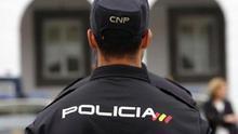 Agente del Cuerpo Nacional de Policía.