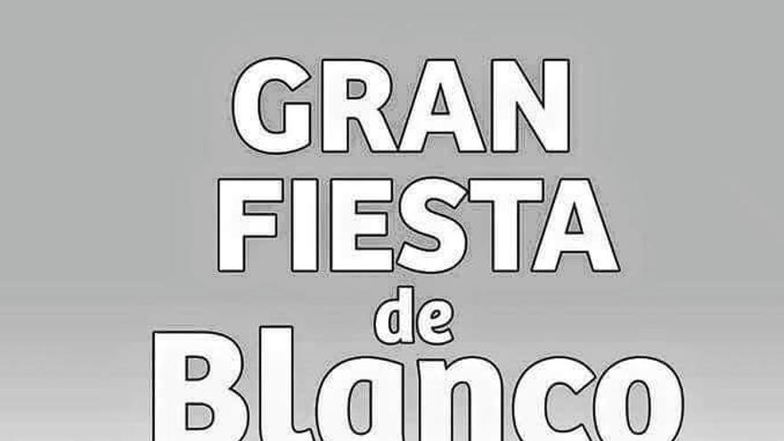 En la imagen, cartel con la fotografía de la Plaza de España de Santa Cruz de La Palma.