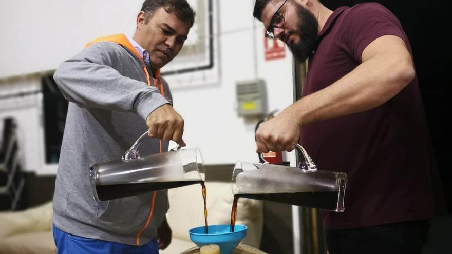 La cerveza con café de Agaete de Jaira, bronce en IV Barcelona Beer Festival