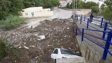 Teruel evaluará a partir de mañana los daños causados por la fuerte tormenta