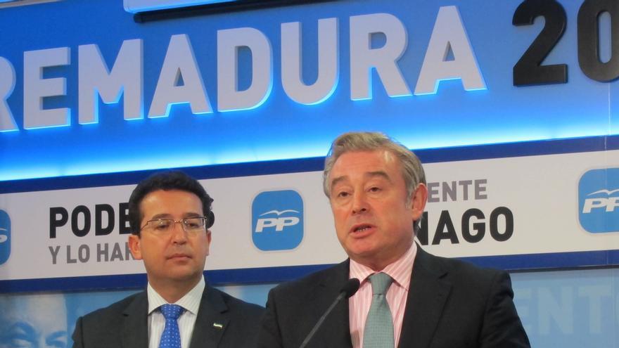 """Barreiro (PP) considera al PSOE un """"problema"""" para España porque no es capaz de resolver sus diferencias internas"""