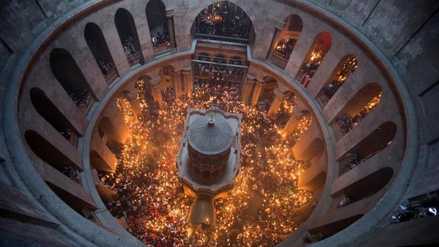 El guardián del Santo Sepulcro rechaza recibir a Pence en su visita a Jerusalén