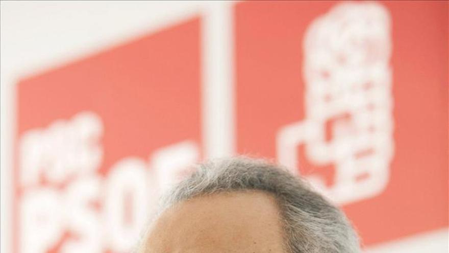 """Simancas afirma que en Madrid no existía """"una alternativa socialista fuerte"""""""