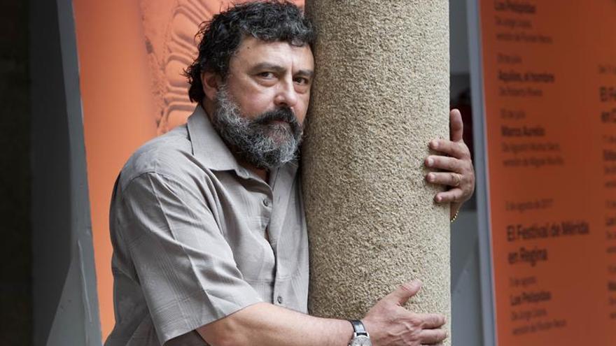 """Paco Tous: Actuar en el Teatro Romano me produce una """"enorme responsabilidad"""""""