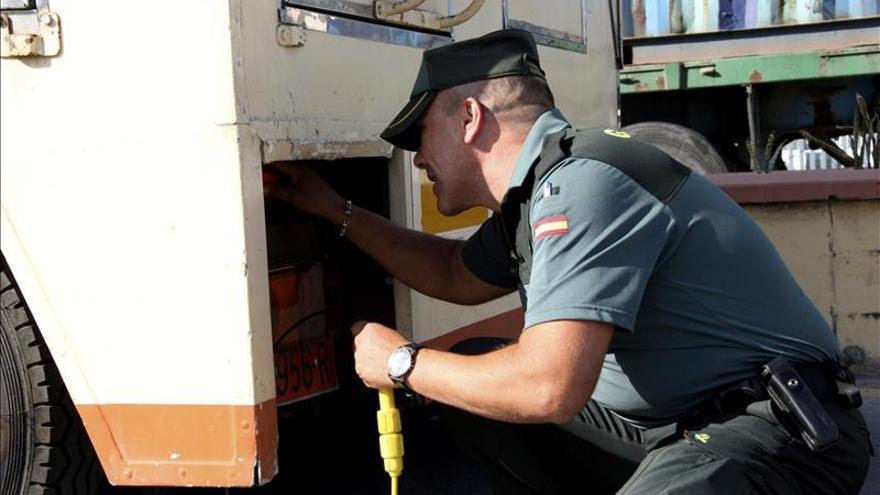 Detenidos 15 inmigrantes en el comienzo de la Operación Feriante en Ceuta