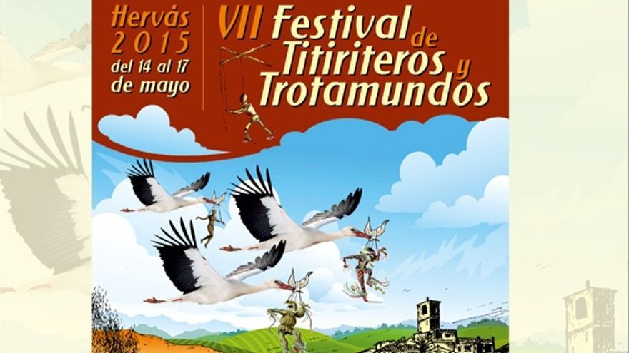 Festival de títeres de Hervás
