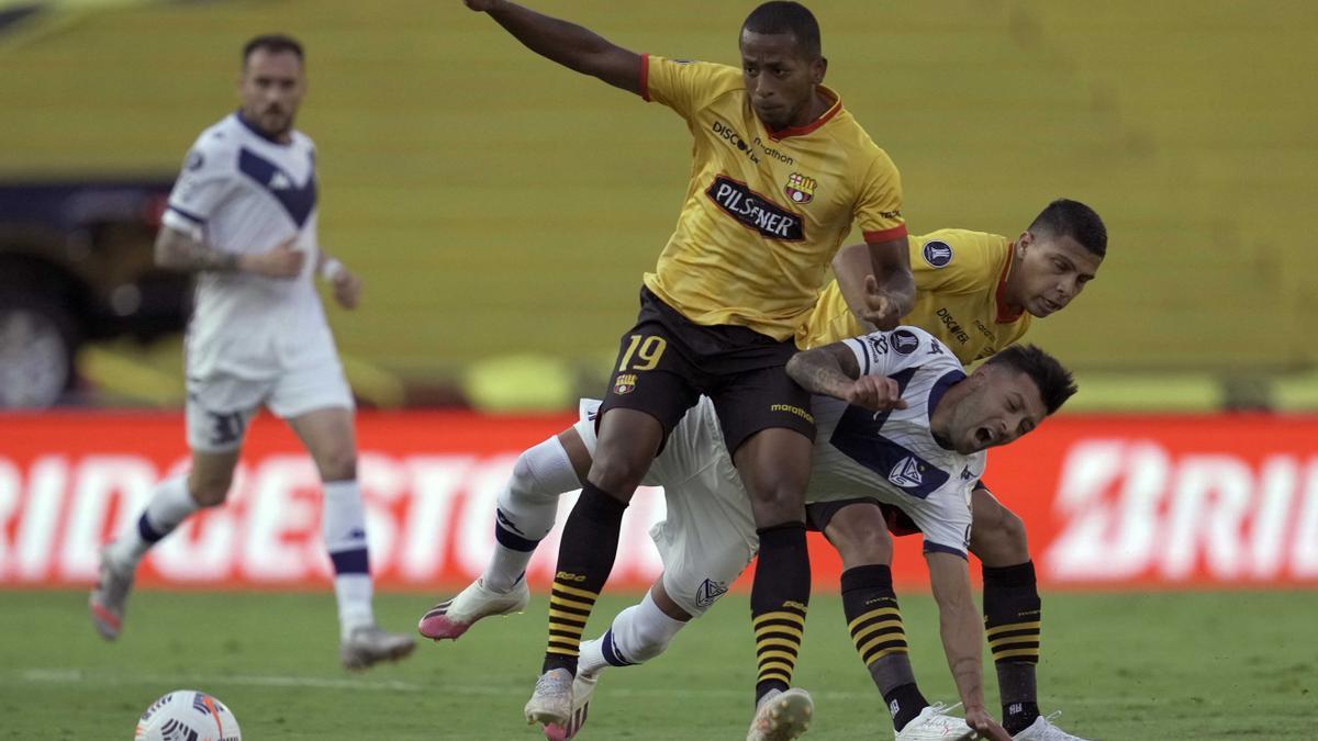 Vélez quedó eliminado de la Copa.