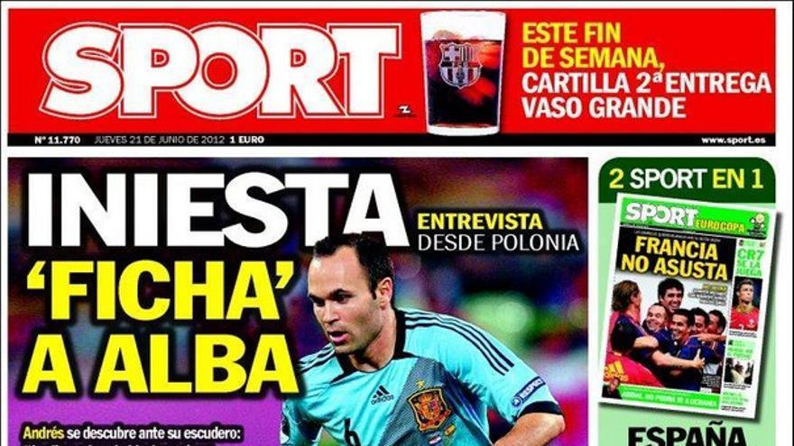 De las portadas del día (21/06/2012) #15