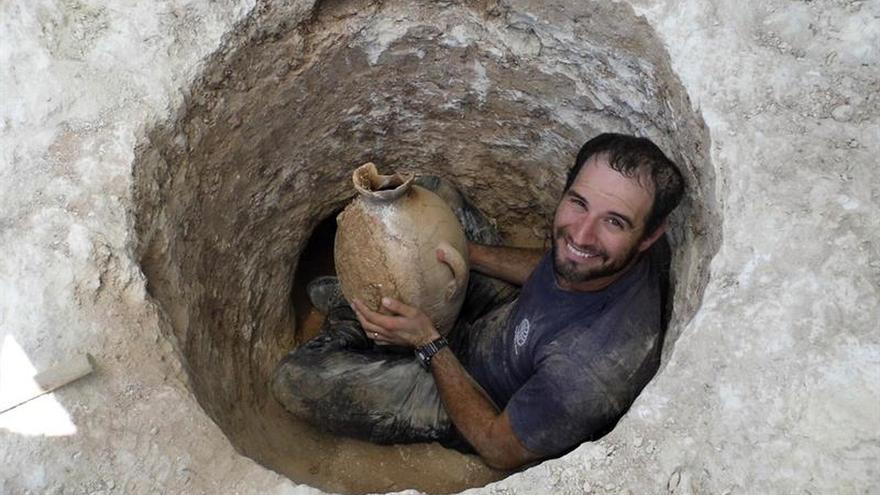 Encuentran en Jerusalén nueve sapos decapitados de 4.000 años de antigüedad
