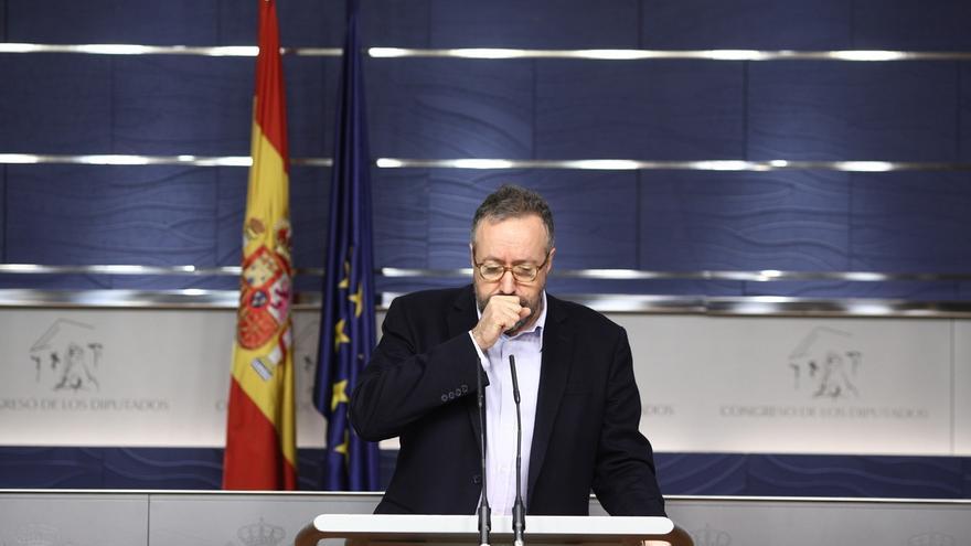 Ciudadanos pedirá este miércoles explicaciones a Hacienda sobre el Cupo vasco en el Pleno de control del Congreso