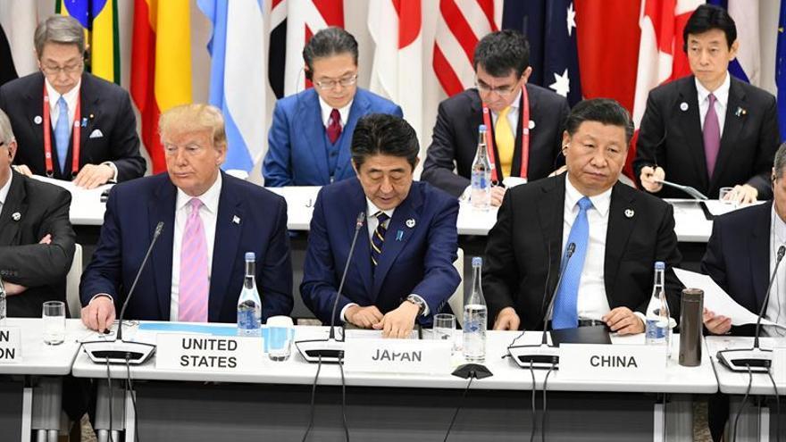 Trump ve avances en las negociaciones con China antes de su reunión con Xi
