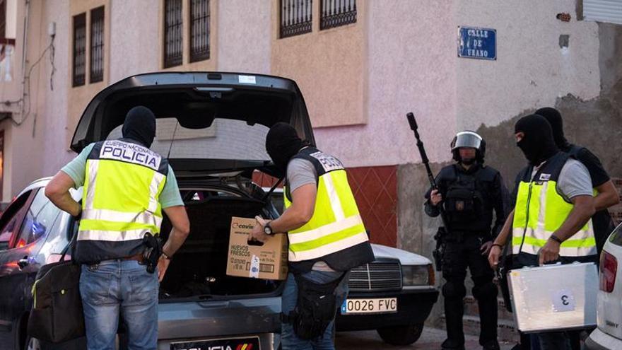 Detenidos en Gijón y San Sebastián dos hombres integrados plenamente en Daesh