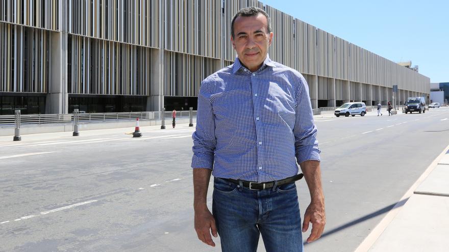 Ezequiel Navío, naturalista y consultor ambiental.